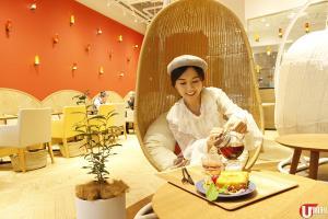 東京代官山開午後の紅茶店   15 款鮮茶配芝