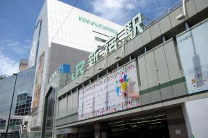 東京 JR 新宿站各出口  可前往哪些商場?【詳