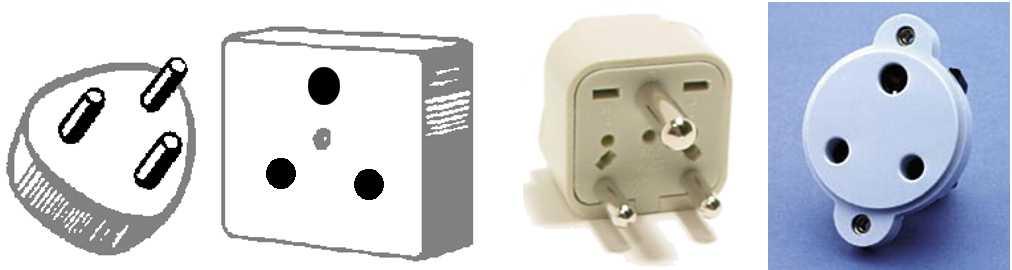 懒人必备一览表! 一次了解全球各地插座及电压