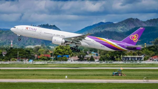 Thai Airways International | Book Flights to Bangkok, Seoul
