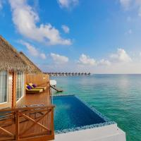 【MERCURE MALDIVES KOODDOO】馬爾代夫3晚套票
