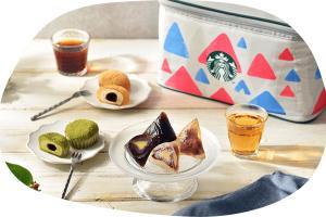 台灣Starbucks端午節限定 超煙韌星冰粽/星蕨餅