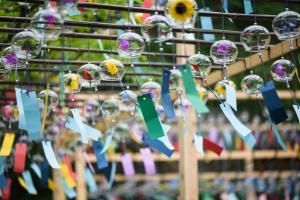 聽著風鈴聲好治癒 京都夏季風鈴祭