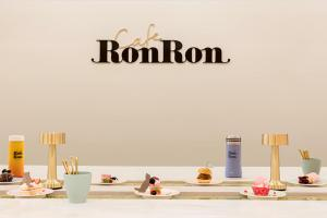 1800円限時任食甜品! 東京原宿迴轉甜品店MAISON ABLE Cafe Ron Ron
