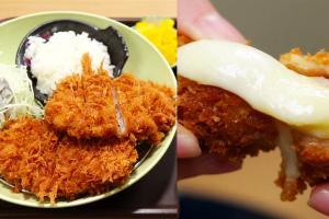排9小時先食到的芝士炸豬扒? 韓國食神認證吉列