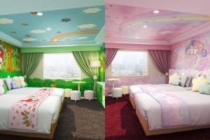 東京近郊酒店Sanrio角色主題房間 有Hello Kitty