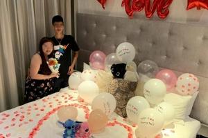 涉台灣旅行時誕嬰棄置廚餘桶 新加坡情侶1年半後求婚成功疑再懷孕