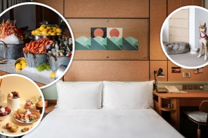 逸東酒店EATON最新3大Staycation優惠推介 人均低至$235起 朱古力火鍋/24小時住宿!