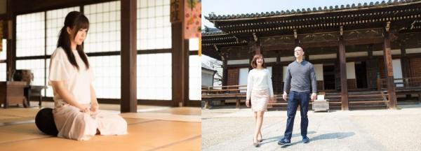 大阪市中心 最新住寺廟體驗 3