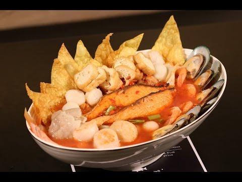 泰國風味限定 泰式大隻龍蝦火鍋 5