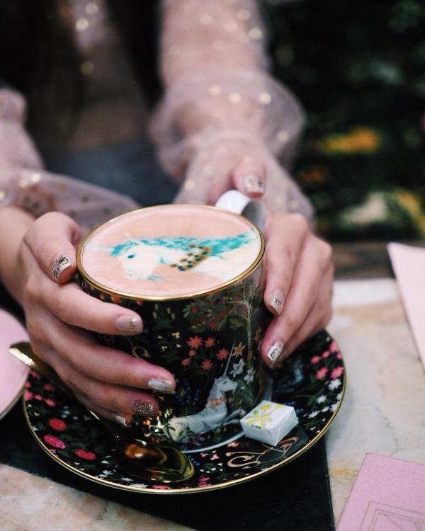 曼谷新開終極夢幻 cafe 影相影到手軟 13