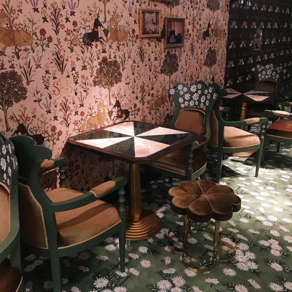 曼谷新開終極夢幻 cafe 影相影到手軟 2