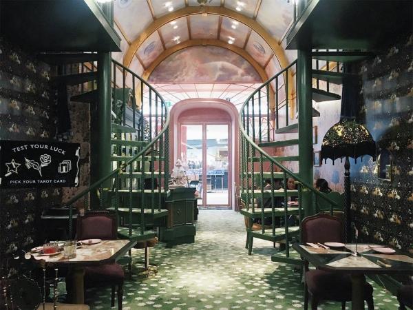 曼谷新開終極夢幻 cafe 影相影到手軟 3
