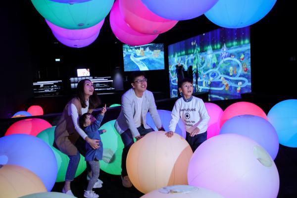 必去!澳門「teamLab未來遊樂園」1月全新展區登場 7