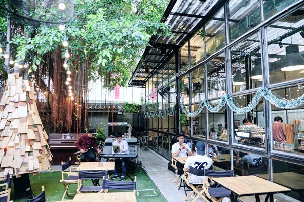 曼谷新興區 10 間超好 hea cafe 推介 14