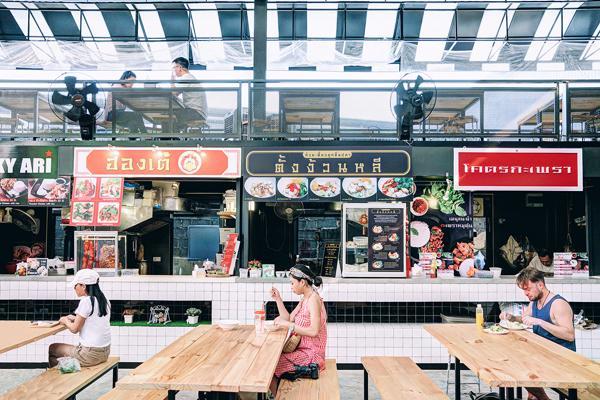 曼谷新興區 10 間超好 hea cafe 推介 4