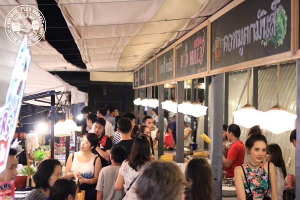 曼谷新市集四月開幕 集食/買/玩/打卡點於一身 14