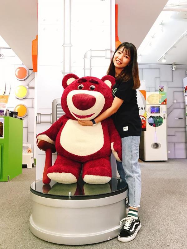 巨型三眼仔夾娃娃機! 台灣Pixar主題快閃店 9