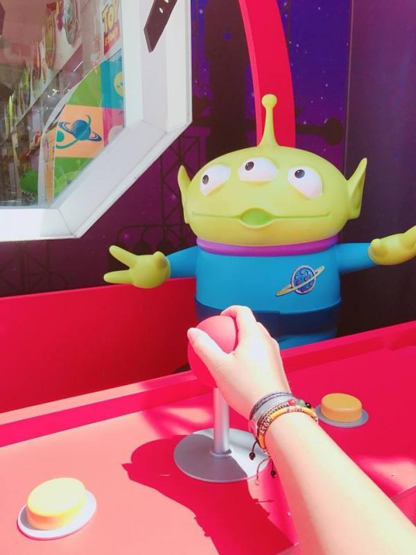 巨型三眼仔夾娃娃機! 台灣Pixar主題快閃店 7