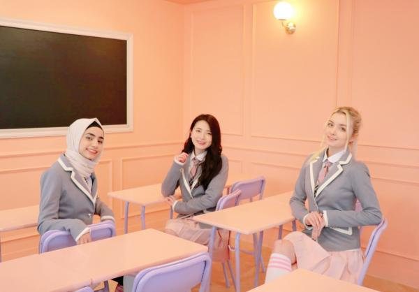 最新韓國校服體驗 租借Produce101高中制服 3