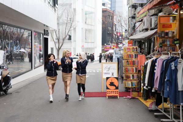 最新韓國校服體驗 租借Produce101高中制服 14