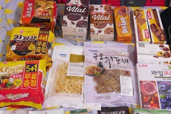 15款韓國零食手信推介 韓式辣醬/炸醬麵/朱古力麻糬 1