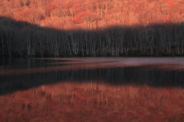 走進超魔幻美景 日本「天空之鏡」6選 5