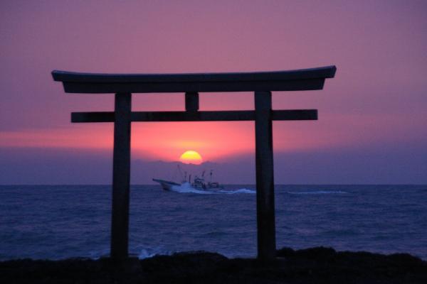 無死角旅遊拍照聖地 日本8大海上鳥居推介 1