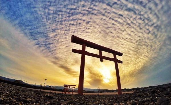 無死角旅遊拍照聖地 日本8大海上鳥居推介 12