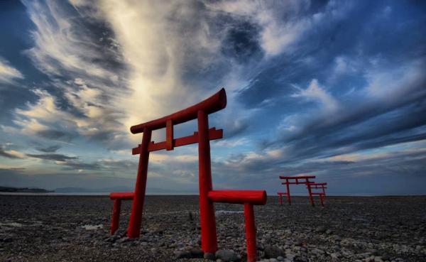 無死角旅遊拍照聖地 日本8大海上鳥居推介 13