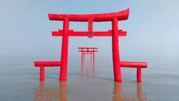 無死角旅遊拍照聖地 日本8大海上鳥居推介 14