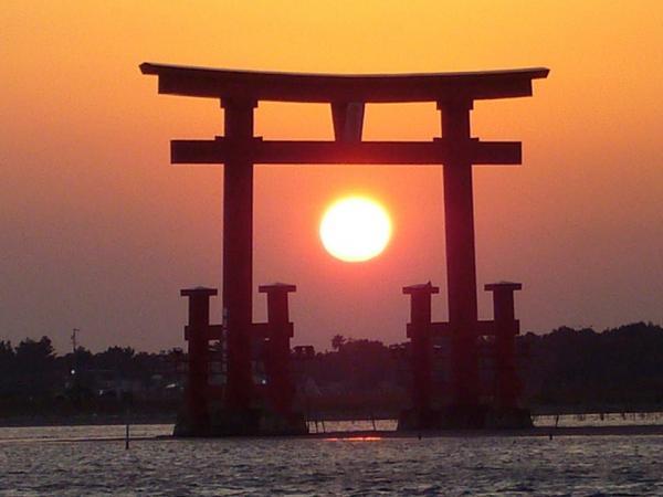 無死角旅遊拍照聖地 日本8大海上鳥居推介 15