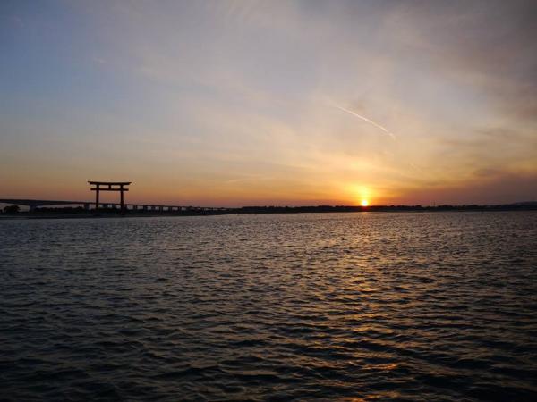 無死角旅遊拍照聖地 日本8大海上鳥居推介 17