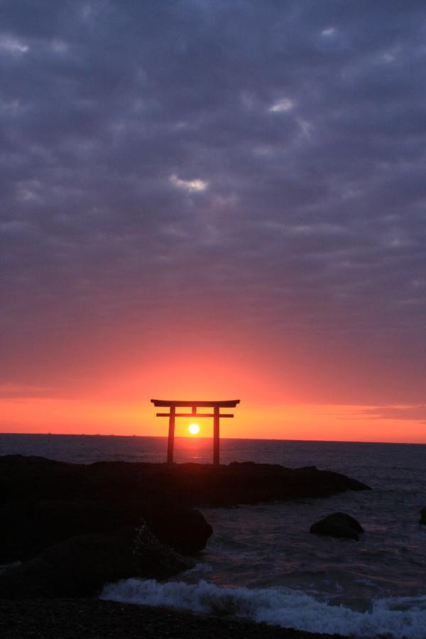 無死角旅遊拍照聖地 日本8大海上鳥居推介 2