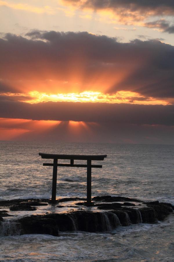 無死角旅遊拍照聖地 日本8大海上鳥居推介 3