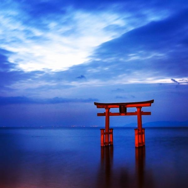 無死角旅遊拍照聖地 日本8大海上鳥居推介 6