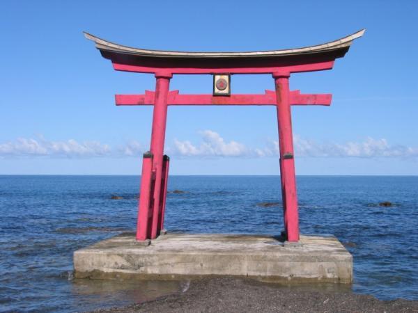 無死角旅遊拍照聖地 日本8大海上鳥居推介 8
