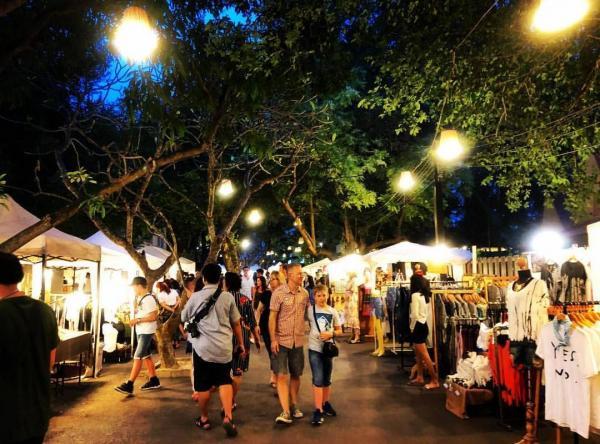 【泰國景點】泰國華欣景點精選 水上市場/文青海灘/創意市集 25