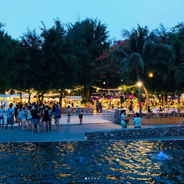【泰國景點】泰國華欣景點精選 水上市場/文青海灘/創意市集 26