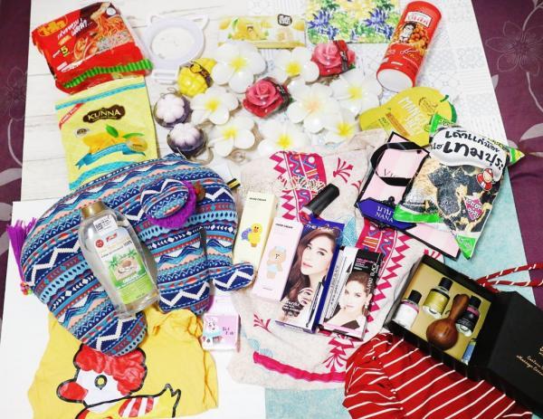 泰國25大必買手信 零食、精油、彩妝 1