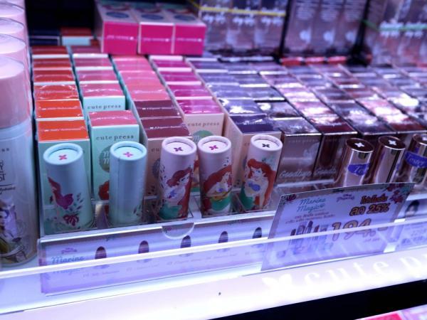 泰國25大必買手信 零食、精油、彩妝 24