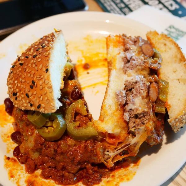 【韓國美食】芝士通粉多到滿瀉! 首爾手製漢堡店 8