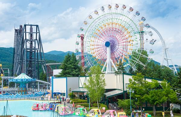富士急樂園7月起免費入場 遊戲設施新價格整理 143