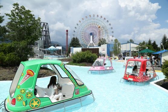 富士急樂園7月起免費入場 遊戲設施新價格整理 148