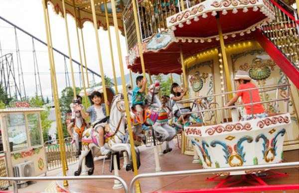 富士急樂園7月起免費入場 遊戲設施新價格整理 165