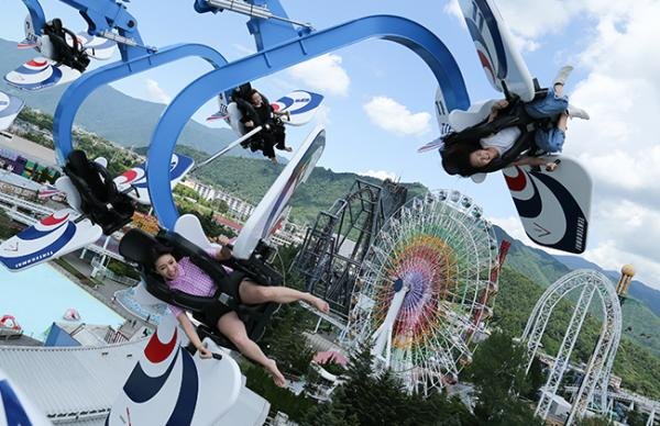 富士急樂園7月起免費入場 遊戲設施新價格整理 130