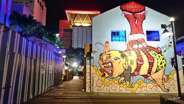 【懶人包】放假就是要返璞歸真,精選南台灣十處彩繪主題景點。 10