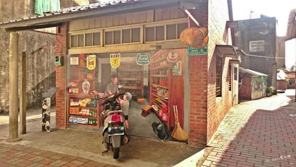【懶人包】放假就是要返璞歸真,精選南台灣十處彩繪主題景點。 11