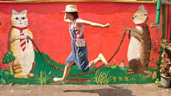 【懶人包】放假就是要返璞歸真,精選南台灣十處彩繪主題景點。 14