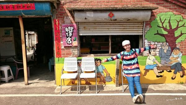 【懶人包】放假就是要返璞歸真,精選南台灣十處彩繪主題景點。 15
